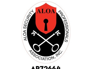 What does ALOA mean as a Locksmith?
