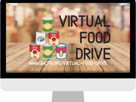 Greater Washington County Food Bank See Dramatic Increase In Need and Turns to Virtual Food Drives