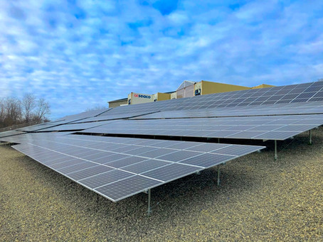 Greater Washington County Food Bank Goes Green with Solar Array