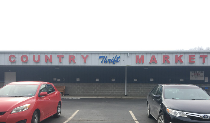 Country Thrift Market