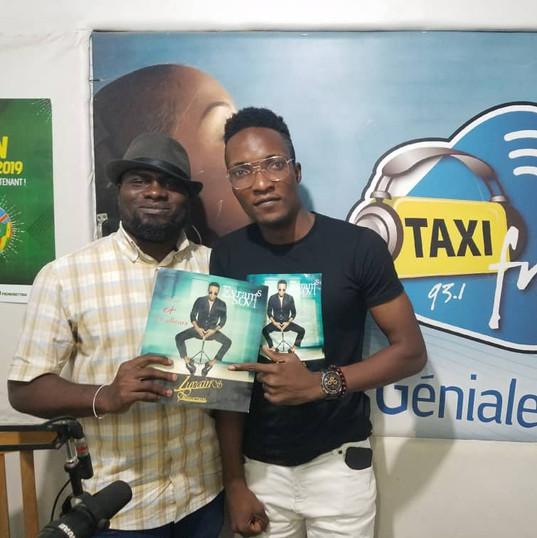 #Lomé#TaxiFm#AlainMouaka