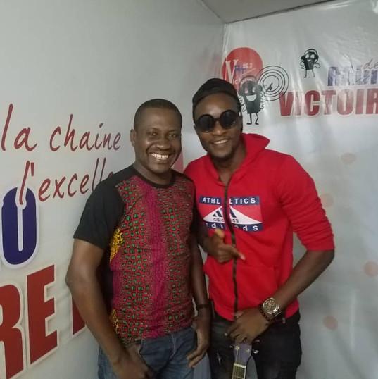 #Lomé#VictoireFm#AllenBlaise
