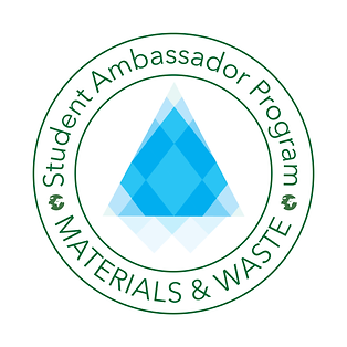 SiC Student Ambassador Program MATERIALS & WASTE