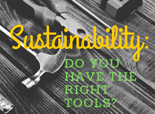Transitioning to Sustainable Practice is Possible if You Have the Right Tools