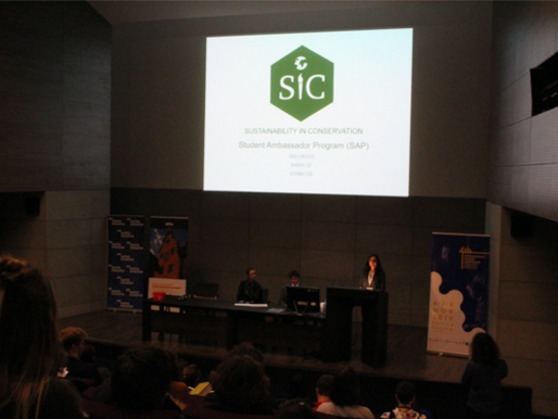 4th International Student Conference of Conservation and Art