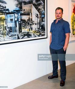 Geoff Melville Exhibiting Work