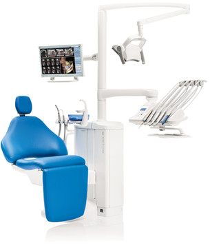 At the end of their lifetime - Planmeca Dental chairs are recycled, and the aluminium recovered to m