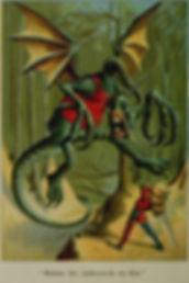 jabberwocky-illustration-by-john-tenniel