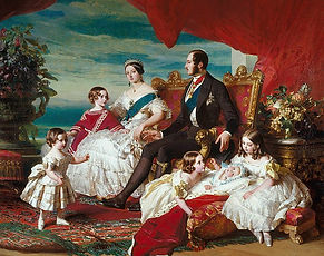 690px-Franz_Xaver_Winterhalter_Family_of