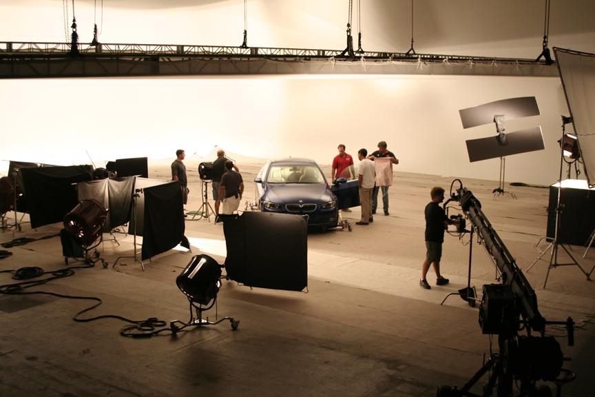 BMW - Universal Studio