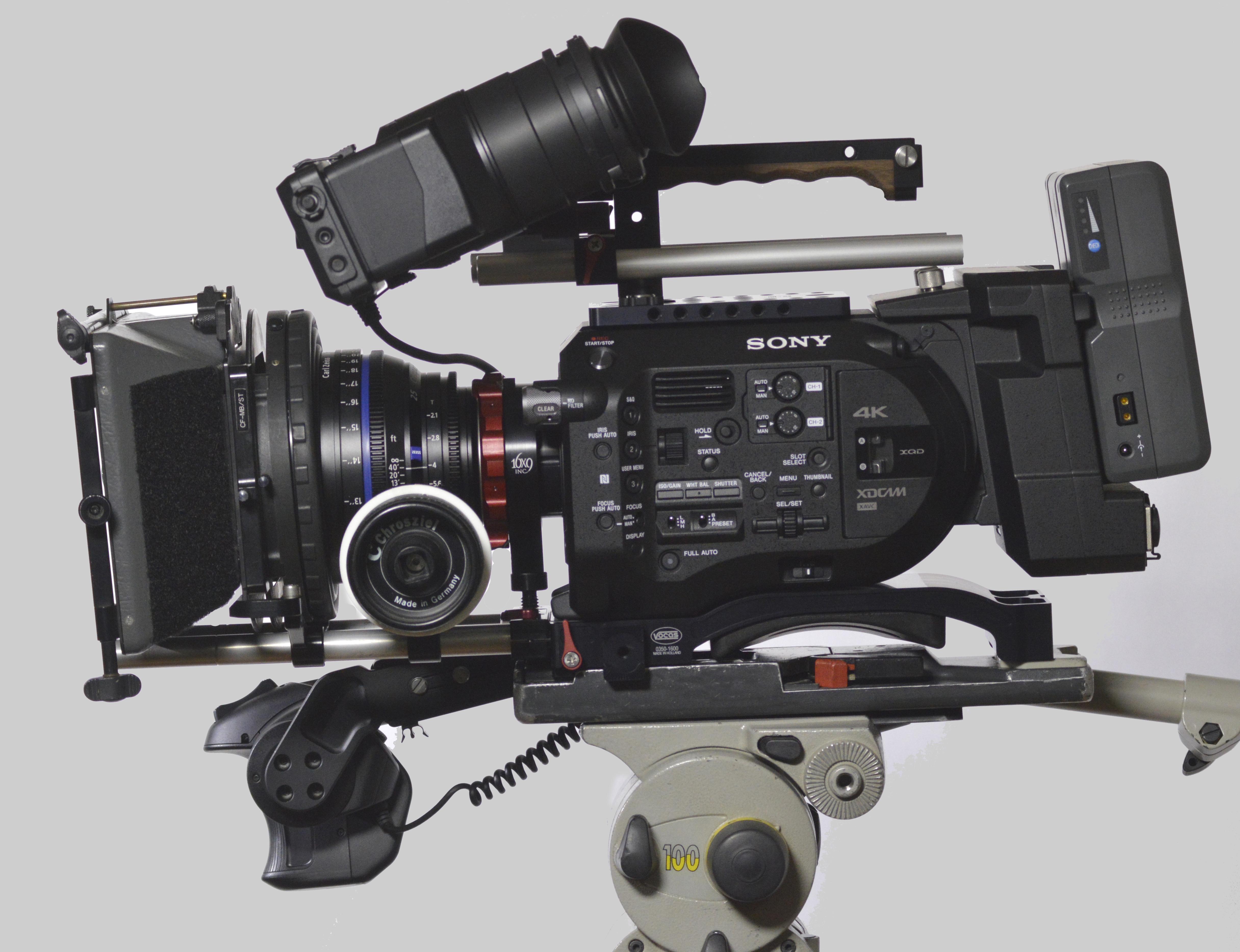 Sony PXW-Fs7 Camera