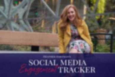 Copy of Social Media Engagement Tracker.