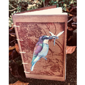 Field Nature Book with Pocket