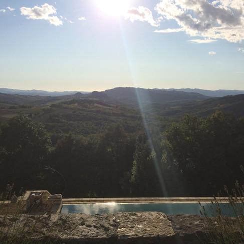 BORGO PIGNANO An Art Haven in Tuscany