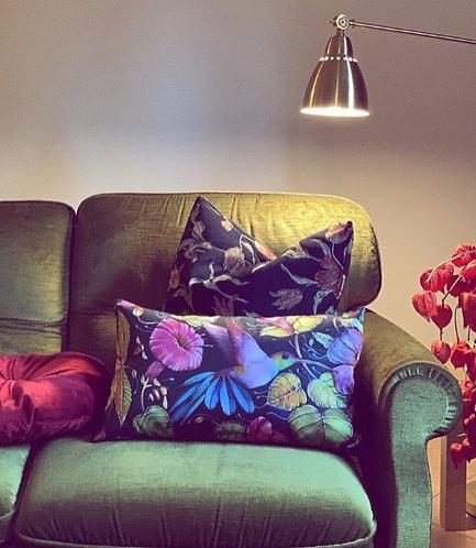'Hummingbird' Cushion Cover