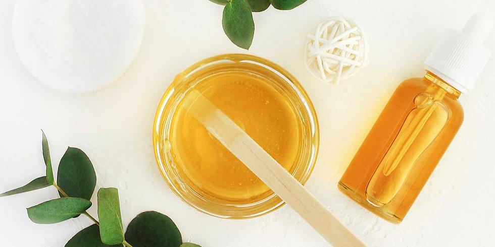 DIY Natural Cosmetics Workshop