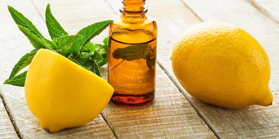 Aromatherapy Essentials - Workshop
