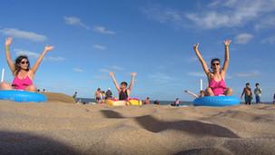 Sport de beach, performance, 2018