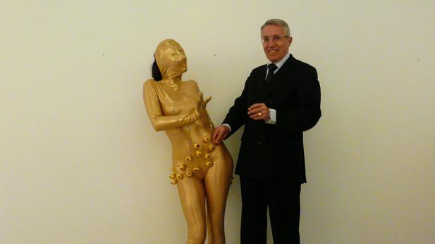 Créature de l'ambassadeur, performance, 2008