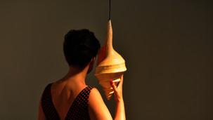 Entre toi et l'eau bleue, installation, 2011