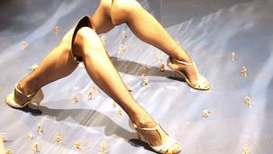 Aurélie, performance, 2009