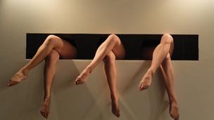 Bathing Beauties, performance, 2014