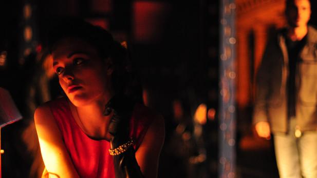 A pile ou face mes amours se jouent, performance, 2009