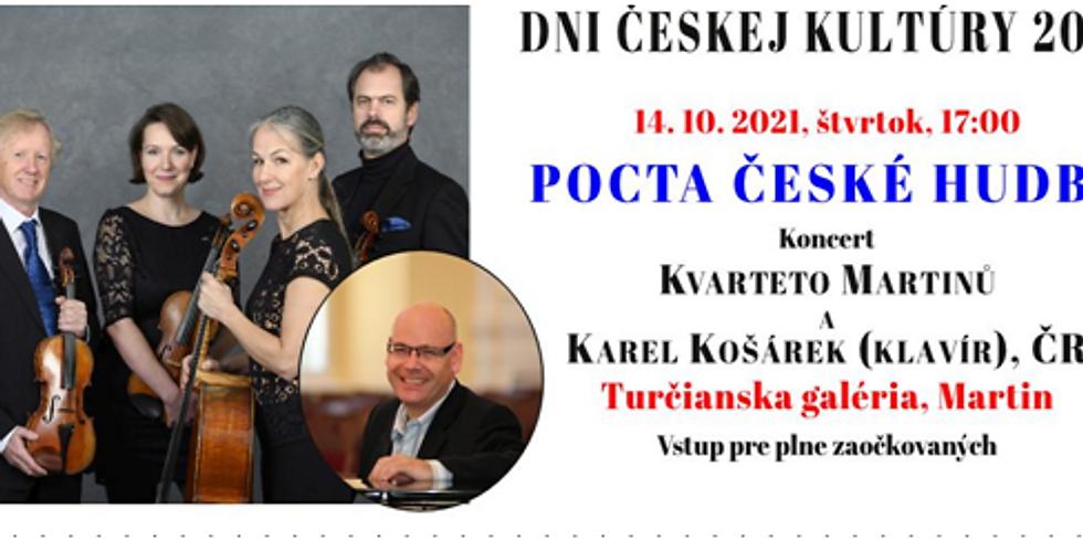 Pocta České hudbě