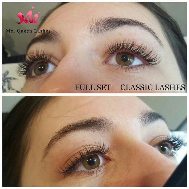 2017 New Year Eyelashes Extensions Discount Event Mel Queen Lashes