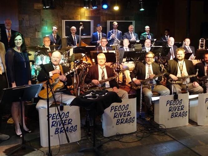 Pecos River Brass Big Band