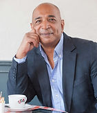 Photo of Raj Bisram as featured on Antiques Business TV