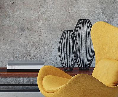 Yellow Lounge Chair