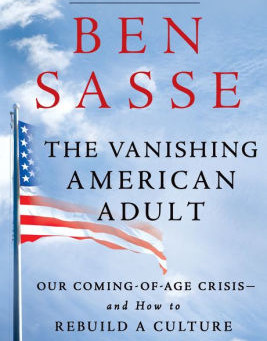 Deep Wisdom in About an Hour - New Book Summary - The Vanishing American Adult