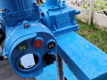 水利設施-電動操作機