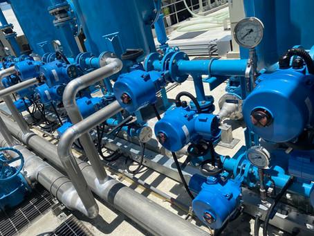 電動驅動器-污水廠