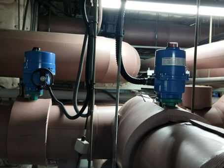 電動蝶閥-空調系統    Air Conditioning System