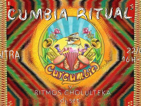 Cumbia Ritual // CURCUMBIA // LIVE BAND