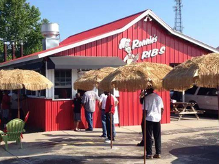 Enjoy one of the best BBQ joints in South Carolina while helping ITM