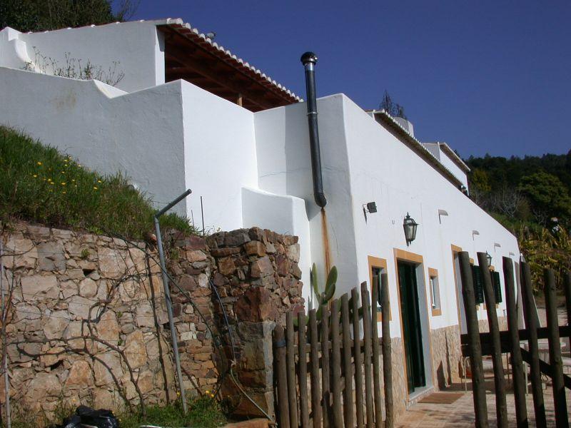 Exterior of Casa das Hortas