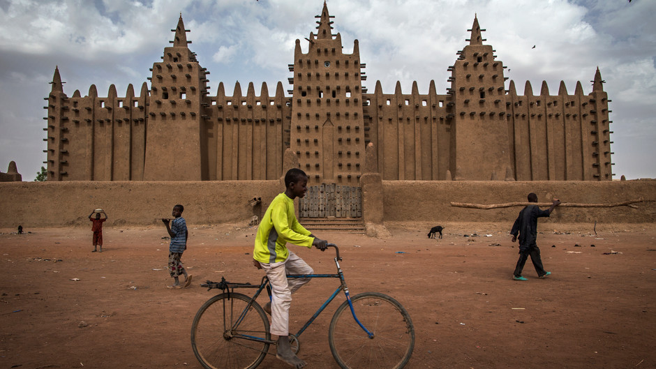 Mali: The Effects of Climate Change in Conflict-Affected Areas.
