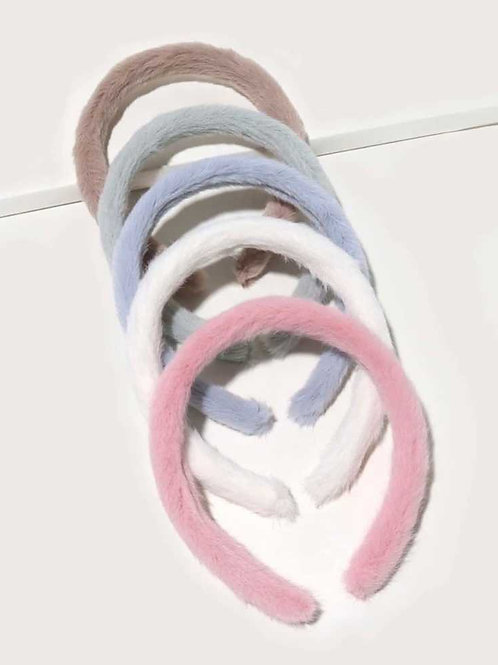Furry headbands