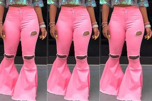 Bell bottoms **Pink**