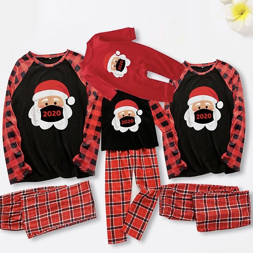 Santa is over COVID *Girl*