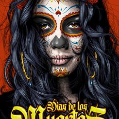 Michelle Trachtenberg - Dias De Los Muertos