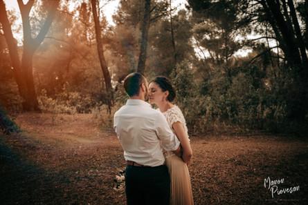Mariage Civil de Coralie & Galoust