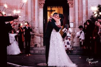 Mariage Hivernal dans l'Hérault