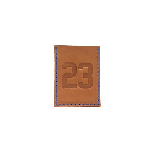 #23 HOF Player Leather Wallet