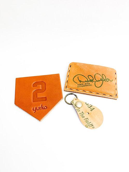 Signature Series Two Pocket Slide-In Wallet Set : Jeter