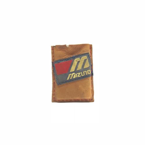 yurko stitch co baseball glove wallets slide in wallets