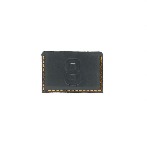 #8 HOF Player Leather Wallet